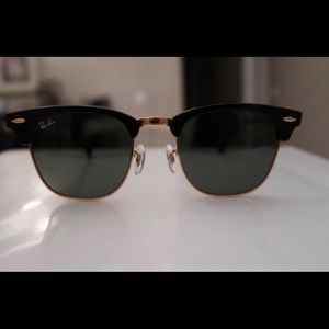 Authentic Brand New Ray Ban Clubmasters